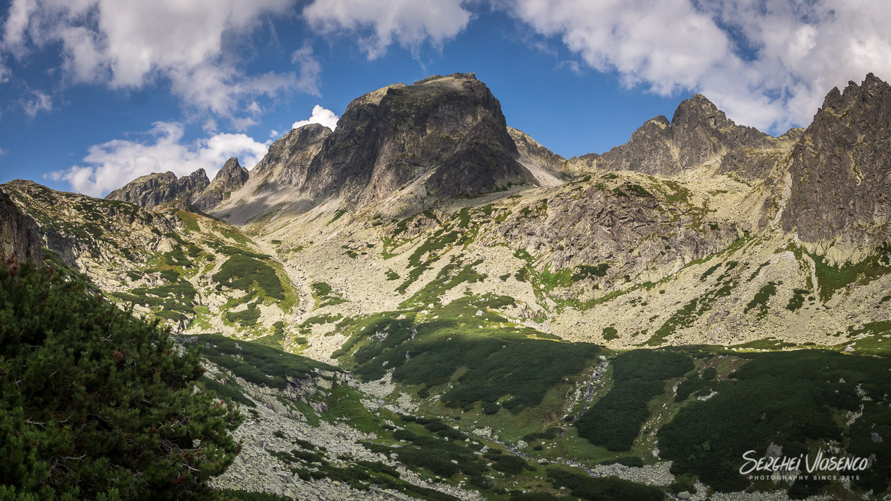 High Tatras – summer landscape photography